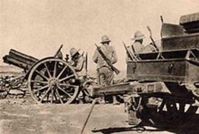 Invasión italiana de Etiopía