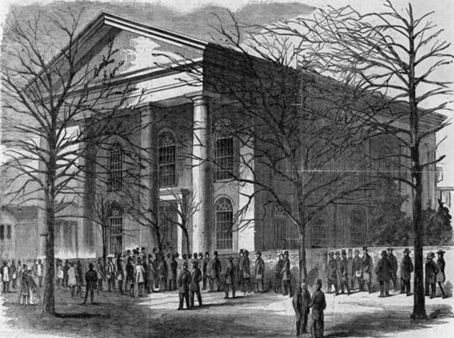 First Secession Convention Held