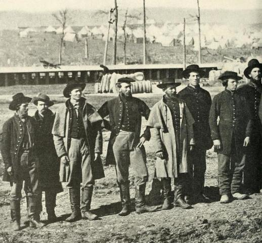 Buchanan Denies Reinforcements