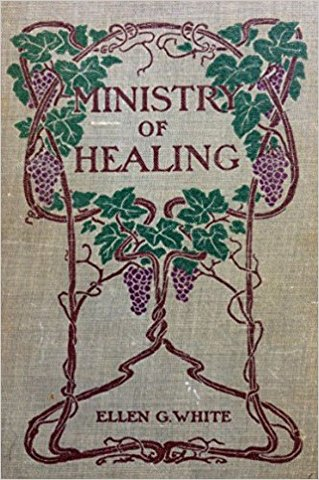 Ministry of Healing Published