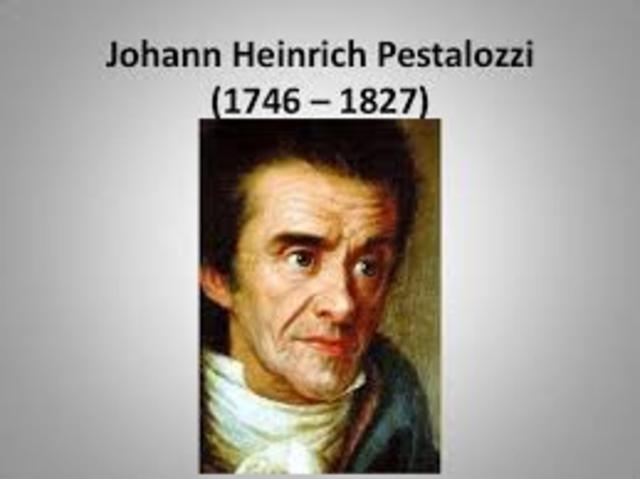 JOHANN H. PESTALOZZI