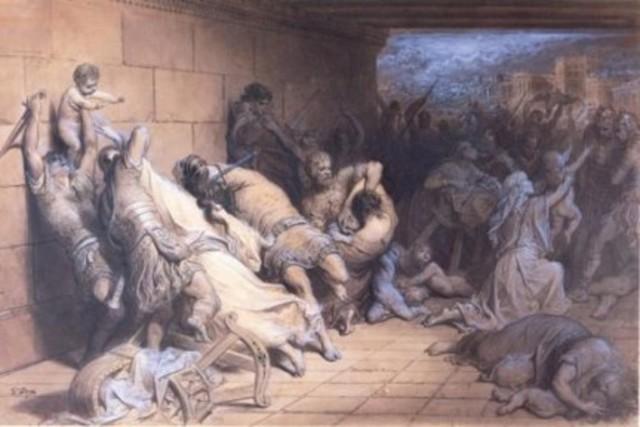 Le persecuzioni dei primi cristiani