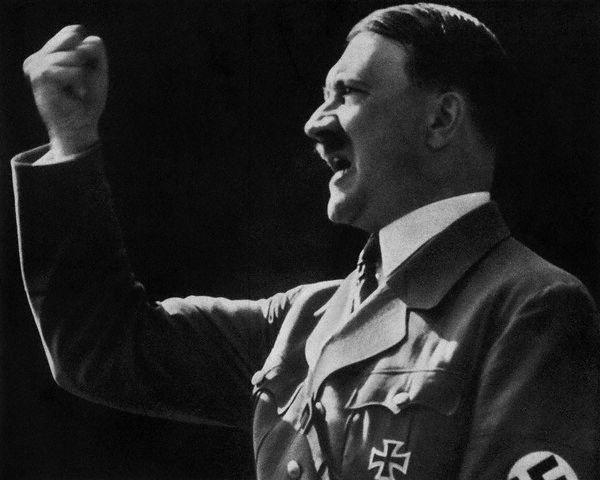 Adolf Hitler becomes Führer of Germany.