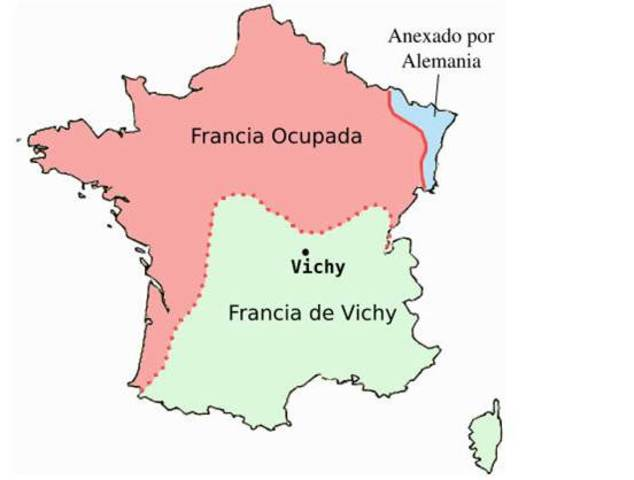 Régimen de Vichy