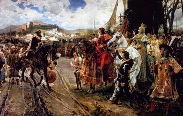 Conquesta del regne de Granada (1492)