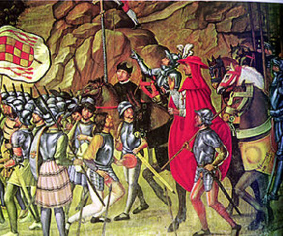 Conquesta d' Orà i Bugia (1509)