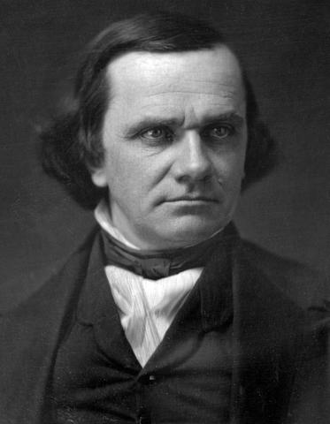 The Kansas Nebraska Act is Proposed by Stephen Douglas