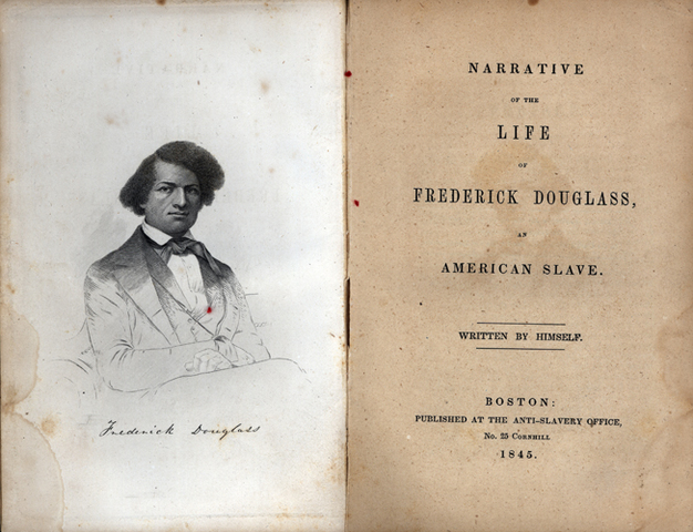 Douglass Publishes First Narrative