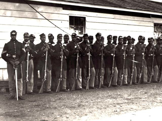 Douglass Becomes a Recruiter for the 54th Massachusetts Infantry