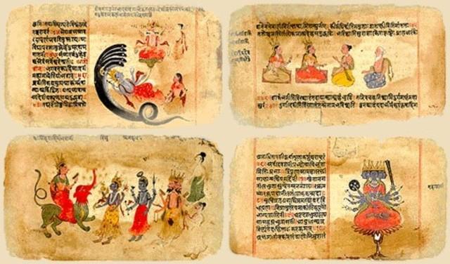 Primer texto de la medicina India