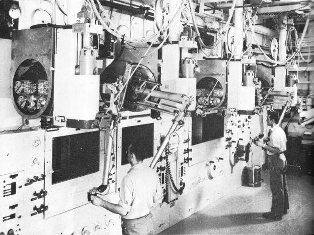 Manipuladores radioactivos