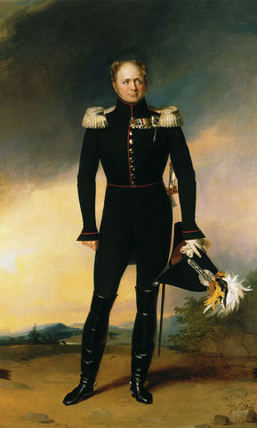 Коронация Александрa I
