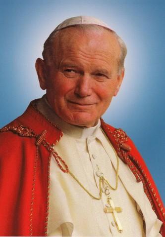 Nascita di papa Giovanni paolo II