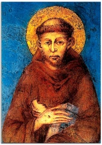 Nascita di Francesco