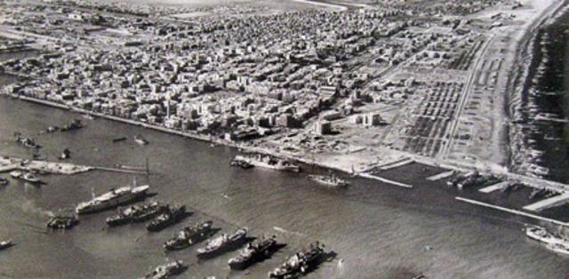 CRIIS DE CANAL DE SUEZ
