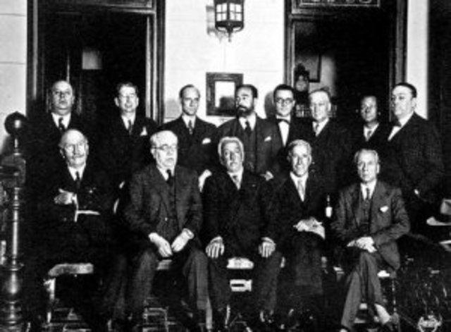 El Pacto de San Sebastián