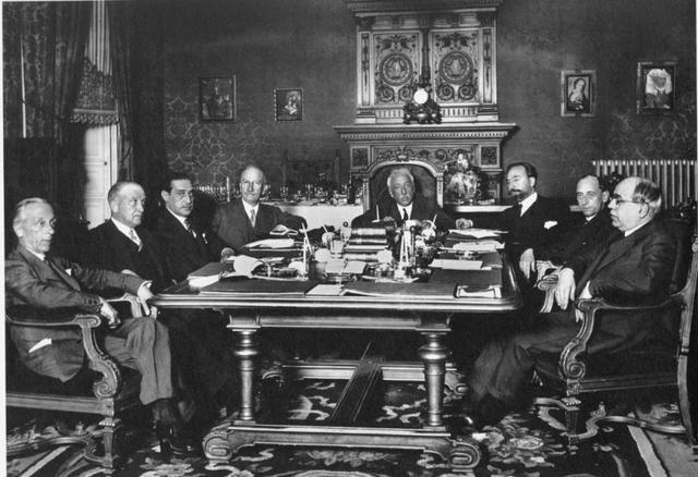 El Gobierno Provisional de la Segunda República Española