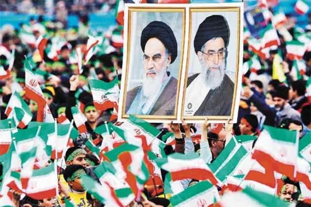 Revolución Islámica de Irán