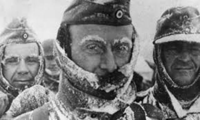 La invasión alemana a la URSS