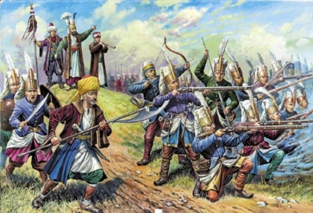 Guerres contra els Turcs (1529-1541)