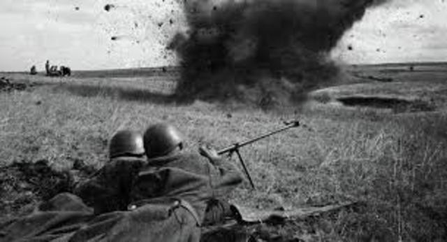 Batalla del Kursk