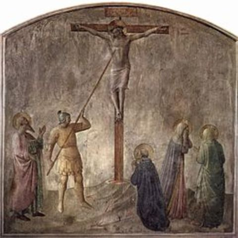 The Discovery of the Holy Lance