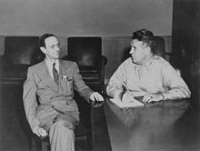 James Chadwick y E.S. Bieler