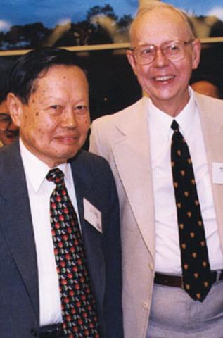 C.N. Yang y Robert Mills