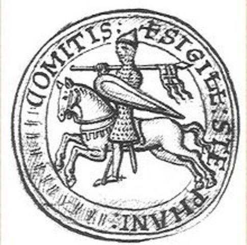 Stephen of Blois' Desertion