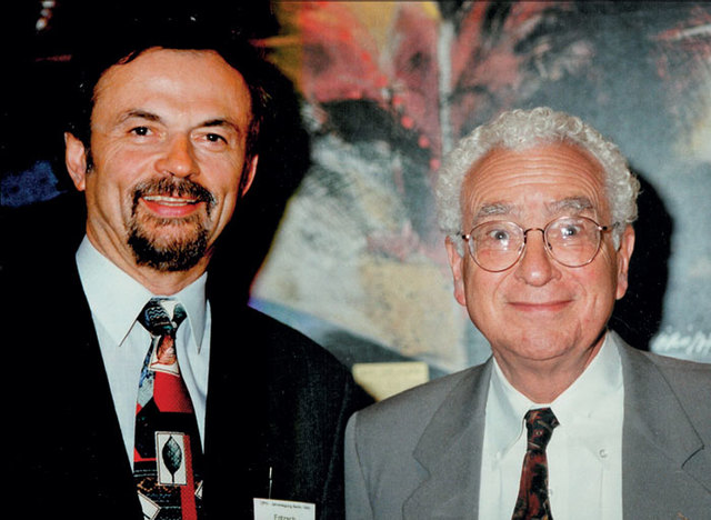 James Bjorken y Richard Feynman