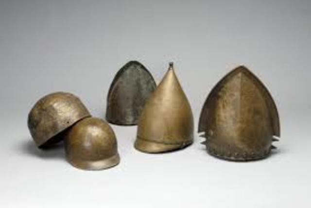 IDADE DOS METAIS - Idade do Bronze