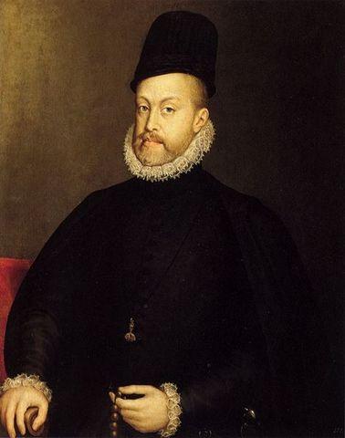 Felip II (1556-1598) Part 1