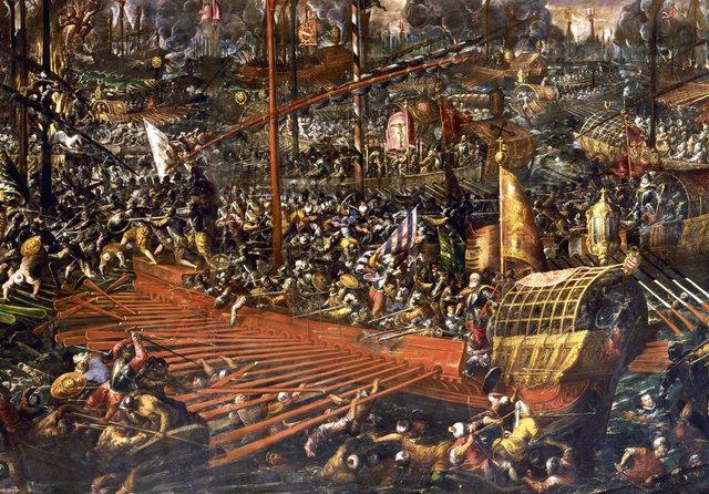 Batalla de Lepant (1571)