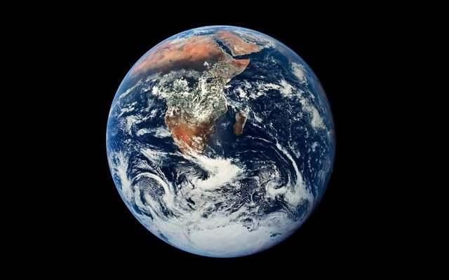 Creación de La Tierra