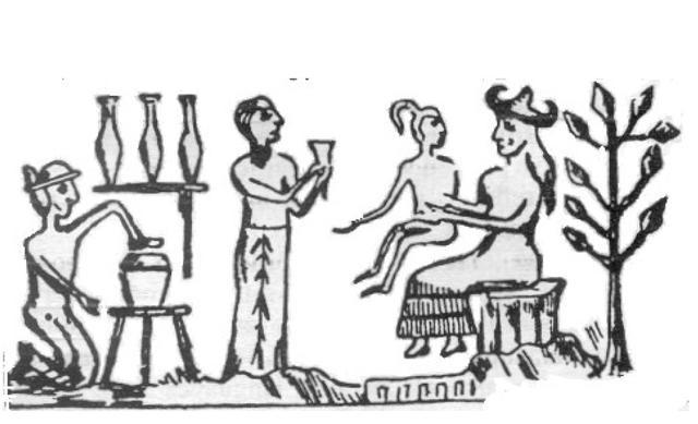 Mesopotamia, medicina de los sumerios