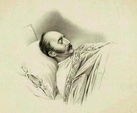 Смерть Николая I