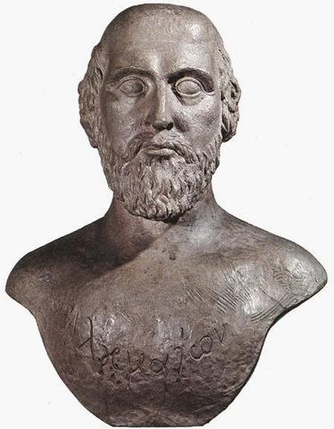 Alcmeón de Crotona da inicio a la medicina basada en la ciencia natural.