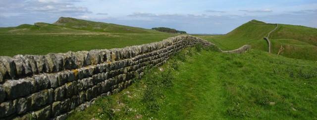 Emperor Hadrian orders the construction of wall accros northern Britain.