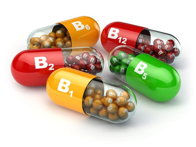 Descripción de las vitaminas