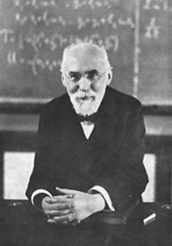 Hendrik Antoon Lorentzen