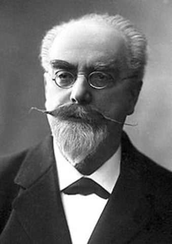 Gabriel Lippmann (óptica, termodinámica, electricidad y fotoquímica)