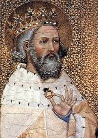 Edward the confessor becomes King of England