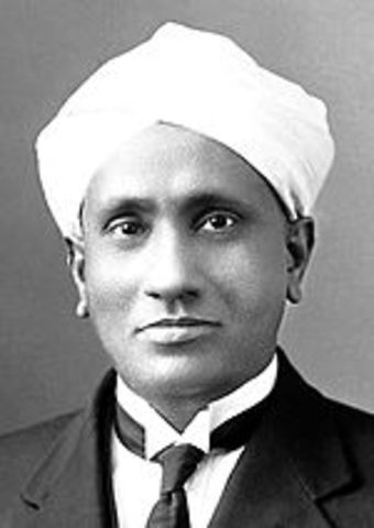 Chandrasekhara Raman
