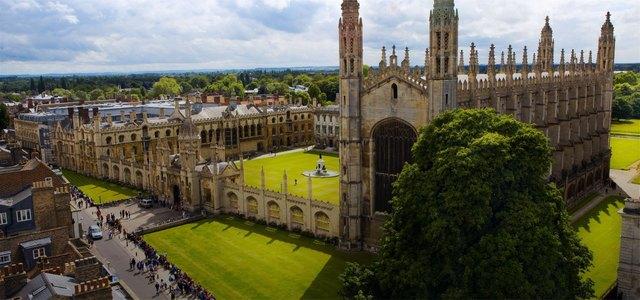 Migrant scholars establish a university at Cambridge