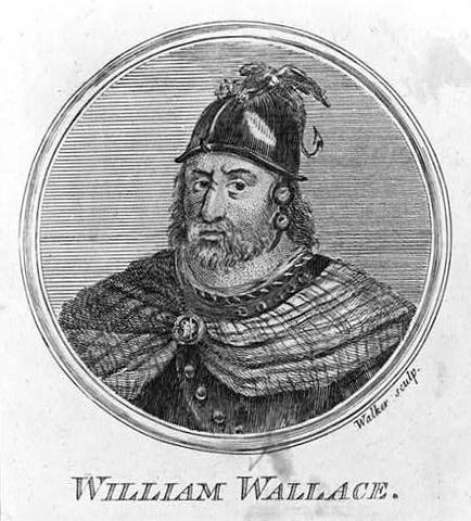 Scottish rebel William Wallace is executed by the English