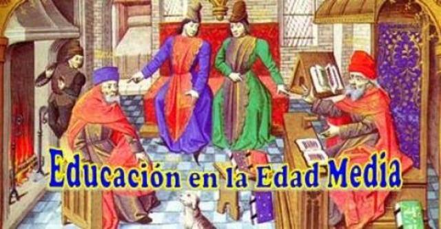 Educación Medieval