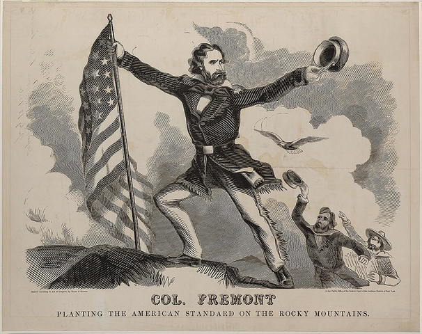Republicans nominate John C. Fremont at the Convention.
