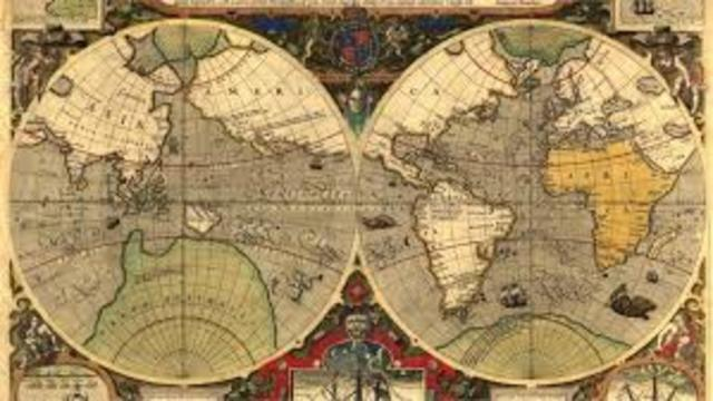 geografia moderna