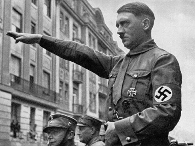 Llegada al poder de Hitler