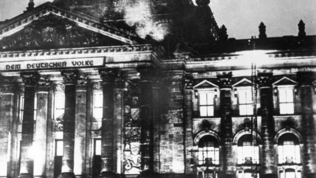 Incendio del Reichtag
